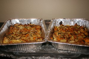 veg kugel 300x200 Passover Recipe Round Up