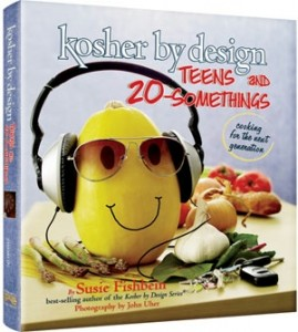 New Kosher by Design cookbook