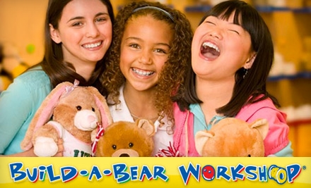 build a bear discount