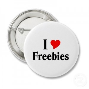 freebies TGIFreebie Friday!