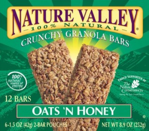 nature valley granola 300x264 Walgreens: Nature Valley Granola Bars for $.80/box