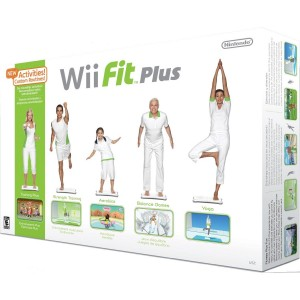 wii fit plug 300x300 Excercise Resolutions? Hot Deals on 30 Day Shred & Wii Fit Plus