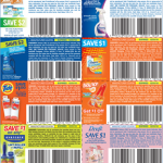 Get $10 of P&G Laundy Care Coupons