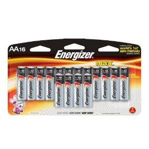 energizer 16 count Amazon: Hot Deal on Energizer Batteries