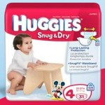 huggies sample Get FREE Sample of Huggies Snug & Dry Diapers from Walmart