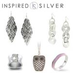 $25 to Inspired Silver Jewelry for $2 + FREE Shipping