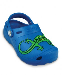 gecko crocs 249x300 Zulily: Crocs Sandals from Under $12