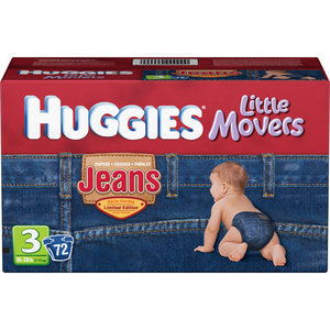 huggies jeans *Hot* Huggies Diapers Just $3/Pack Tomorrow at Toys R Us
