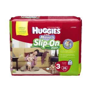huggies slip on Walgreens   Huggies Slip On Diapers Just $3.49 Per Package