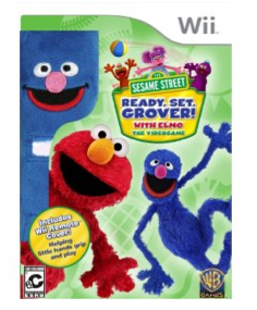 Screen shot 2011 12 14 at 12.20.55 PM Amazon | 50% Off Ready, Set, Grover for Wii   $14.99 Shipped