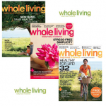 Whole Living Magazine – $3.50 for One-Year Subscription