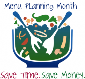 menu planning month3 300x278 How to Make a Monthly Menu Plan (Guest Post)