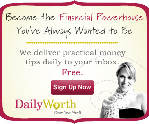 daily worth Daily Worth | FREE Financial Email Newsletter for Women + Chance to Win $704