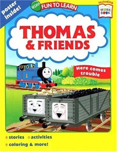 Thomas Friends 231x300 Thomas & Friends Magazine   $14.99/Year (50% Off)