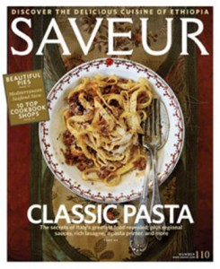 saveur 245x300 Saveur Magazine   $4.99 for a One Year Subscription Up to 3 Years