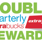 CVS | Double Extra Care Bucks thru 12/15/12