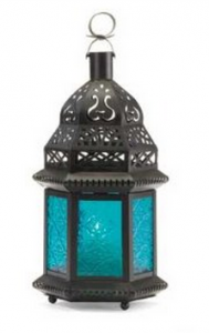 Screen Shot 2012 09 24 at 7.48.55 AM 189x300 Sukkah Decorations   Glass Moroccan Lanterns for $6.37