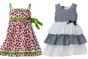 Screen Shot 2012 10 04 at 8.54.49 PM 300x202 Amazon | So La Vita Girls Dresses from $4.56