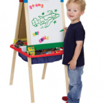 Walmart.com | 3-in-1 Magnetic Wood Easel 30% Off – Just $35