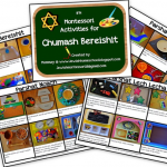 FREE Pre-School Activity Guide for Parshat Bereishit