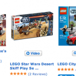 Walmart | Get Two LEGO Building Sets for $29