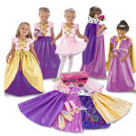 Princess Dress-Up Set for $18 (Reg. $50)