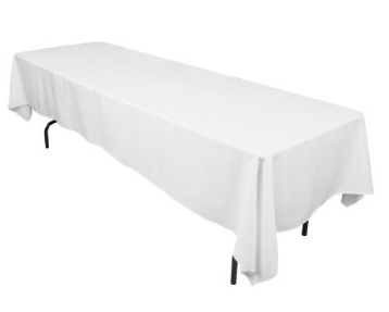 Screen Shot 2012 12 11 at 12.30.55 AM 126 Inch White Table Cloth   $9.15, Shipped