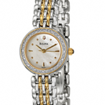 Bulova Women's Diamond Watch – $89, Shipped (Reg. $399)