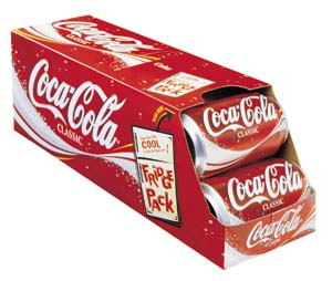 free 12 pack coke FREE 12 pack of Coca Cola for 30 points from My Coke Rewards (Midnight 12/12/12/)