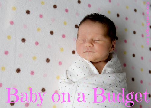 8 Tips for Bringing Home Baby ... on a Budget