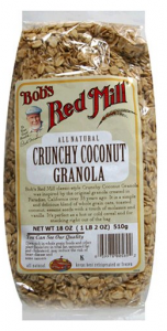 Screen Shot 2013 01 06 at 12.49.59 PM 152x300 Bobs Red Mill Coconut Granola   $.18/oz, Shipped