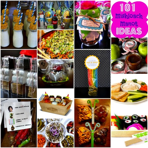 101 Mishloach Manot Ideas for Purim2 101 Mishloach Manot Ideas