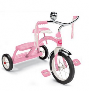 Screen Shot 2013 02 12 at 11.05.13 AM 293x300 Radio Flyer Classic Girls Tricycle   $39, Shipped
