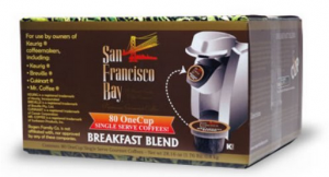 San Francisco Bay K-Cups