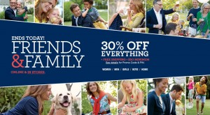 lands end FF sale 300x165 {Last Day} Lands End Friends & Family Sale Ends 2/26