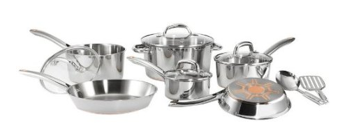 Screen Shot 2013 03 13 at 10.44.05 AM T Fal Stainless Steel 12 Piece Cookware Set   $78.99, Shipped