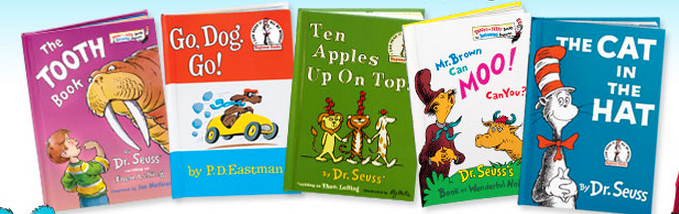 Screen Shot 2013 03 13 at 11.32.26 AM Get 5 Classic Dr. Seuss Books + Backpack for only $5.95, Shipped