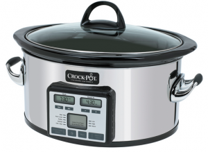 Crock-Pot with Smart Technology