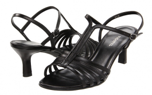 Vigotti Mervi Black Sandals