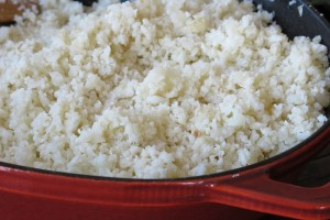 cauliflower-rice
