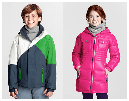 Lands' End Kids' Coats