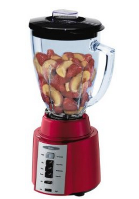 Oster Blender in Red