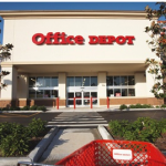 $20 Office Depot Voucher for $10