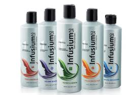 infusium CVS: Infusium Shampoo and Conditioner   Just $.50 Each