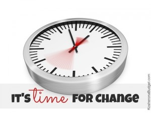 time for change 300x225 The Jewish Life Piece of Time Management
