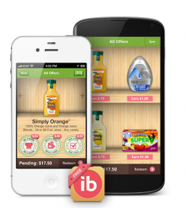Ibotta 269x300 Ibotta Money Saving App   New Members Get $10 Bonus *HOT*