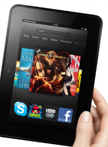 Kindle Fire HD 220x300 *HOT* Kindle Fire HD 7 Inch for $169 + $5 in Kindle Fire Apps Credit for FREE