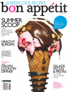 bon appetit 222x300 Discount Mags Sale | Over 100 Magazines Starting as low as $3.50 per Year