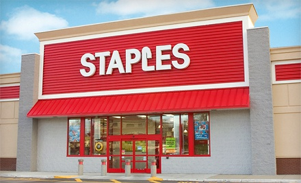 staples gift card