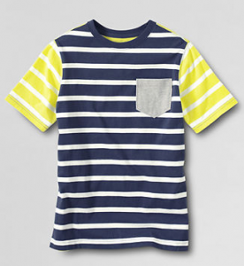 Boys Striped Shirt 276x300 Lands End 4th of July Sale | Up To 65% Off, Plus Free Shipping over $50